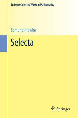 Selecta - Springer Collected Works in Mathematics (Paperback)