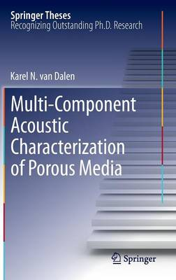 Multi-Component Acoustic Characterization of Porous Media - Springer Theses (Hardback)