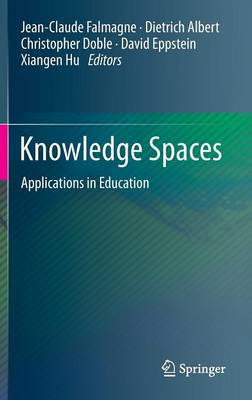 Knowledge Spaces: Applications in Education (Hardback)