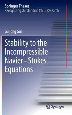 Stability to the Incompressible Navier-Stokes Equations - Springer Theses (Hardback)