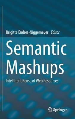 Semantic Mashups: Intelligent Reuse of Web Resources (Hardback)