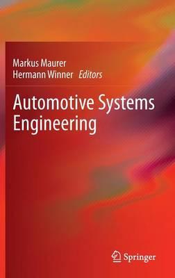 Automotive Systems Engineering (Hardback)