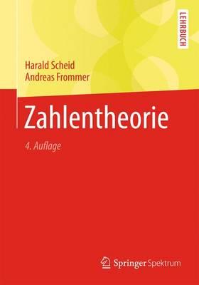 Zahlentheorie (Paperback)