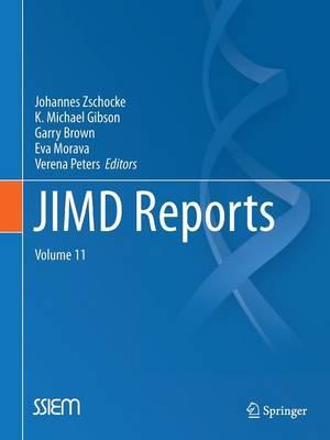 JIMD Reports, Volume 14 - JIMD Reports 14 (Paperback)