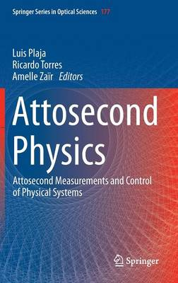 Attosecond Physics: Attosecond Measurements and Control of Physical Systems - Springer Series in Optical Sciences 177 (Hardback)