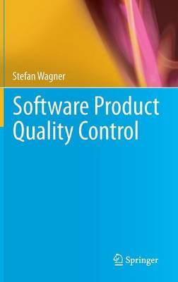 Software Product Quality Control (Hardback)