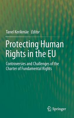 Protecting Human Rights in the EU: Controversies and Challenges of the Charter of Fundamental Rights (Hardback)