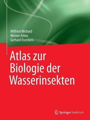 Atlas Zur Biologie Der Wasserinsekten (Paperback)