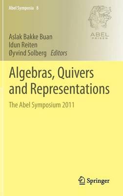 Algebras, Quivers and Representations: The Abel Symposium 2011 - Abel Symposia 8 (Hardback)