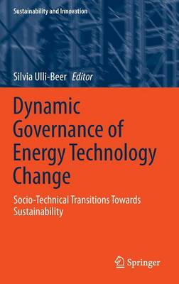 Dynamic Governance of Energy Technology Change: Socio-technical transitions towards sustainability - Sustainability and Innovation (Hardback)