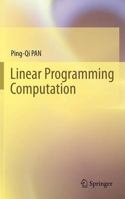 Linear Programming Computation (Hardback)
