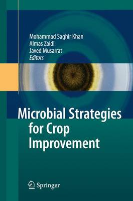 Microbial Strategies for Crop Improvement (Paperback)
