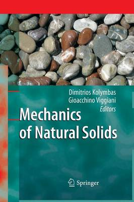 Mechanics of Natural Solids (Paperback)