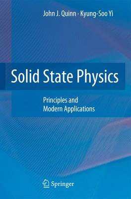 Solid State Physics: Principles and Modern Applications (Paperback)