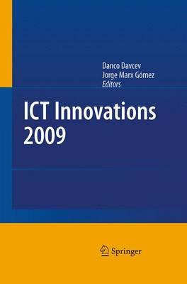 ICT Innovations 2009 (Paperback)