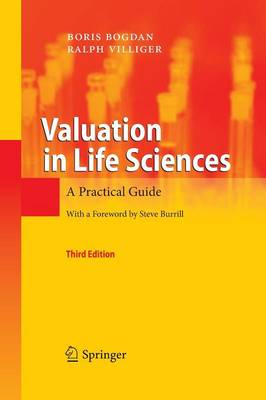 Valuation in Life Sciences: A Practical Guide (Paperback)