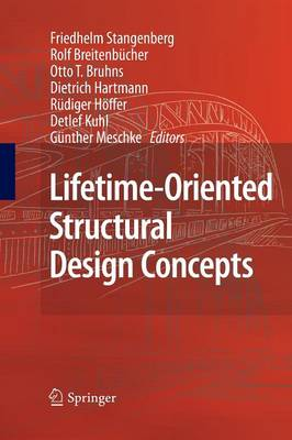 Lifetime-Oriented Structural Design Concepts (Paperback)