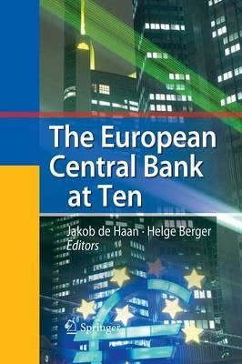 The European Central Bank at Ten (Paperback)