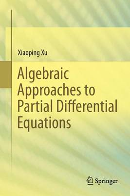 Algebraic Approaches to Partial Differential Equations (Paperback)