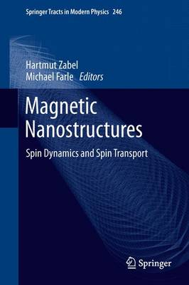 Magnetic Nanostructures: Spin Dynamics and Spin Transport - Springer Tracts in Modern Physics 246 (Paperback)
