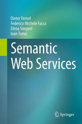 Semantic Web Services (Paperback)
