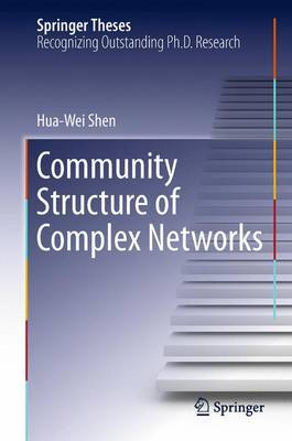 Community Structure of Complex Networks - Springer Theses (Paperback)