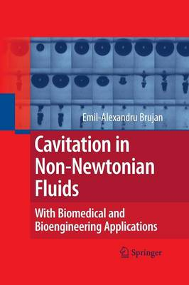 Cavitation in Non-Newtonian Fluids: With Biomedical and Bioengineering Applications (Paperback)