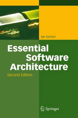 Essential Software Architecture (Paperback)