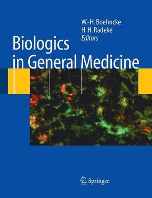 Biologics in General Medicine (Paperback)