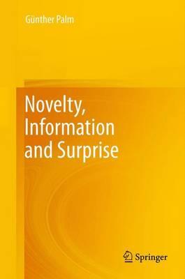 Novelty, Information and Surprise (Paperback)