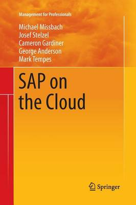 SAP on the Cloud - Management for Professionals (Paperback)
