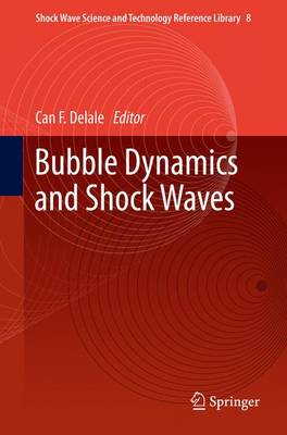 Bubble Dynamics and Shock Waves - Shock Wave Science and Technology Reference Library 8 (Paperback)