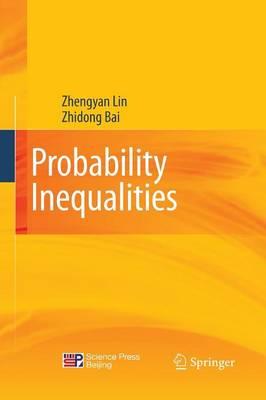Probability Inequalities (Paperback)