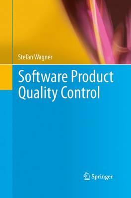 Software Product Quality Control (Paperback)