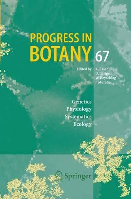 Progress in Botany 67 - Progress in Botany 67 (Paperback)