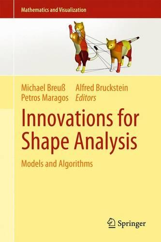 Innovations for Shape Analysis: Models and Algorithms - Mathematics and Visualization (Paperback)