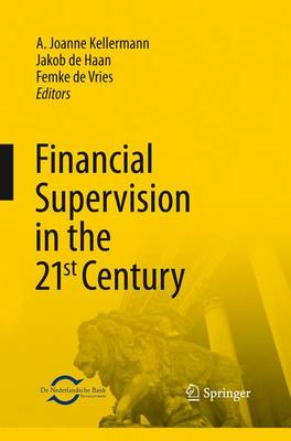 Financial Supervision in the 21st Century (Paperback)