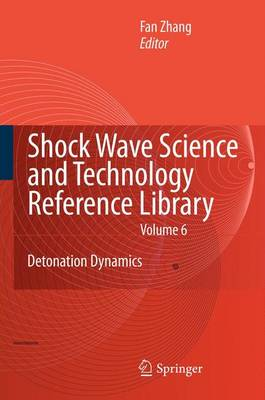 Shock Waves Science and Technology Library, Vol. 6: Detonation Dynamics - Shock Wave Science and Technology Reference Library 6 (Paperback)