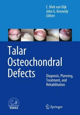 Talar Osteochondral Defects: Diagnosis, Planning, Treatment, and Rehabilitation (Hardback)