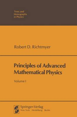 Principles of Advanced Mathematical Physics - Theoretical and Mathematical Physics (Paperback)