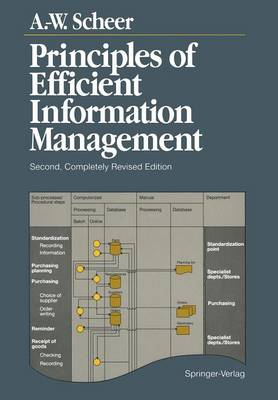 Principles of Efficient Information Management (Paperback)