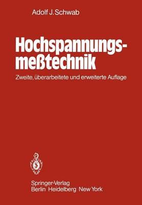 Hochspannungsmesstechnik (Paperback)