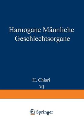 Harnorgane Mannliche Geschlechtsorgane (Paperback)