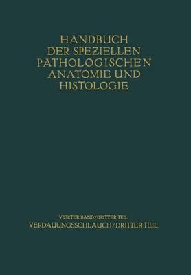 Verdauungsschlauch: Dritter Teil (Paperback)