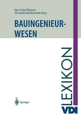 VDI-Lexikon Bauingenieurwesen - VDI-Buch (Paperback)