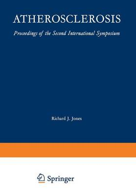 Atherosclerosis: Proceedings of the Second International Symposium (Paperback)