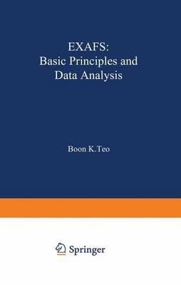 EXAFS: Basic Principles and Data Analysis - Inorganic Chemistry Concepts 9 (Paperback)