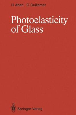 Photoelasticity of Glass (Paperback)