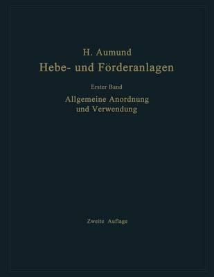 Allgemeine Anordnung Und Verwendung (Paperback)