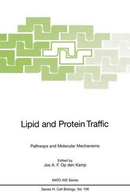 Lipid and Protein Traffic: Pathways and Molecular Mechanisms - Nato ASI Subseries H: 106 (Paperback)